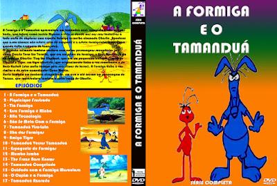 A Formiga e o Tamanduá