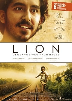 Lion - Uma Jornada Para Casa Torrent 1080p / 720p / BDRip / Bluray / FullHD / HD Download