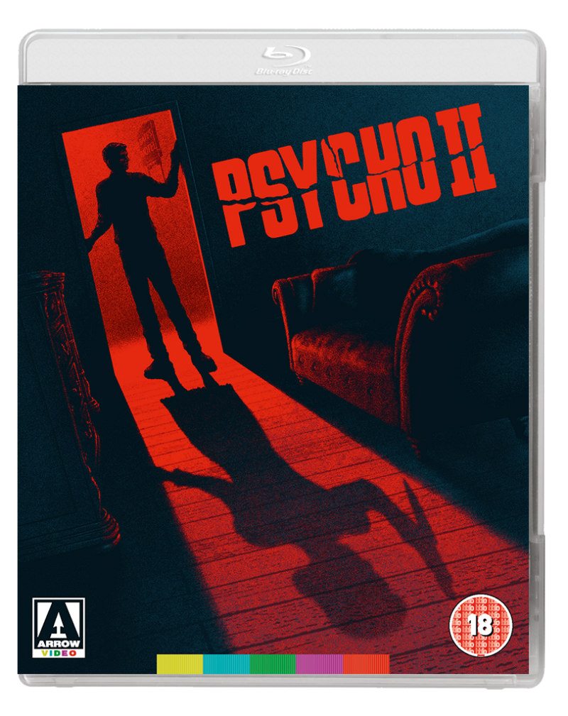psycho 2 arrow bluray