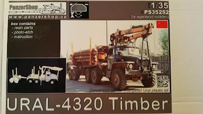 Ural 4320 Timber. 20151117_120902