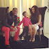 Paul Okoye shares lovely photo with his wife and son
