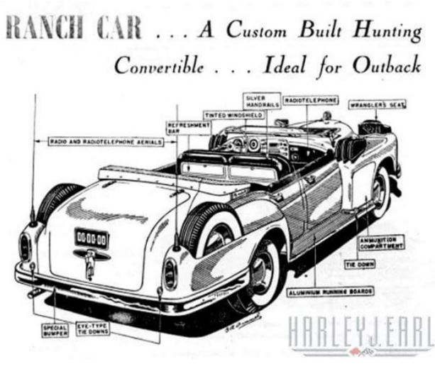 just a car guy  they had some extremely odd ideas of what