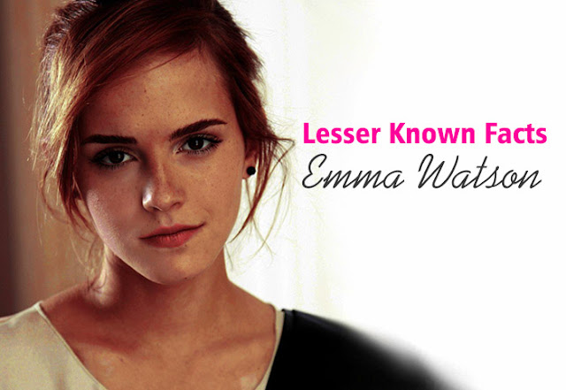 10 Incredible Things You Didn T Know About Emma Watson