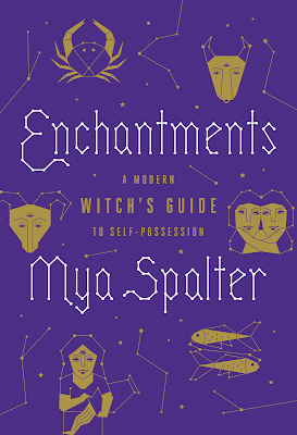 Front cover image of ENCHANTMENTS by Mya Spalter.
