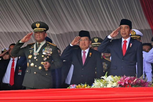 Jokowi-JK Dinilai Belum Serius Dorong Reformasi Hukum
