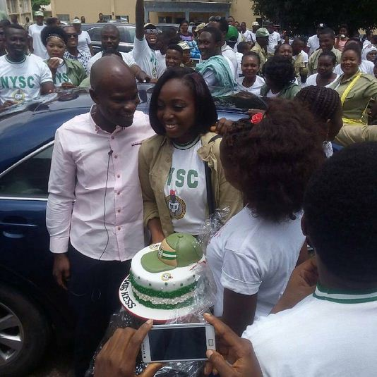 Image result for Www! NYSC Corps Member Gets Surprise Marriage Proposal On Her Passing Out Day. (Photo)