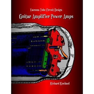 Vacuum_Tube_Circuit_Design_Guitar_Amplifier_Power_Amps,Richard_Kuehnel,psychedelic-rocknroll,front