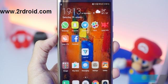 اظهار اشعارات التطبيقات على شاشة القفل هواتف هواوى