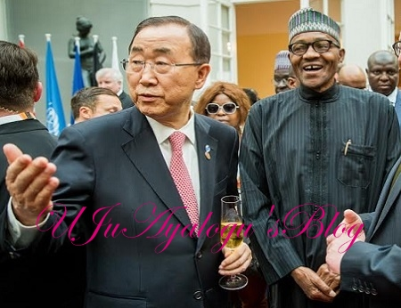"""Focusing On The North"": What Buhari Actually Told World Bank President - Presidency"