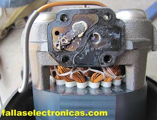 valvula carbonizada de compresor de nevera