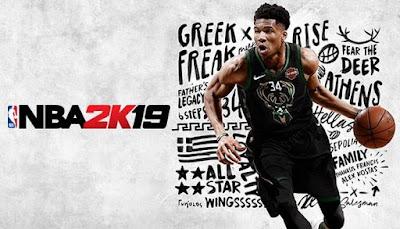 NBA 2K19 - logo