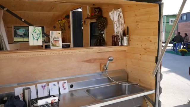 07-Exterior-Kitchen-and-Shower-Area-Terraform-Tiny-House-on-Wheels-Sustainable-Architecture-www-designstack-co