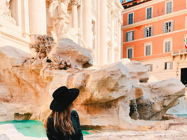 |TRAVEL| INSTAGRAM FRIENDLY PLACES IN ROME