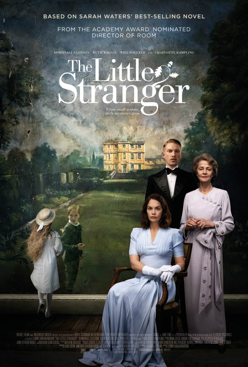 THE LITTLE STRANGER poster