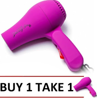 compact hair dryer lazada