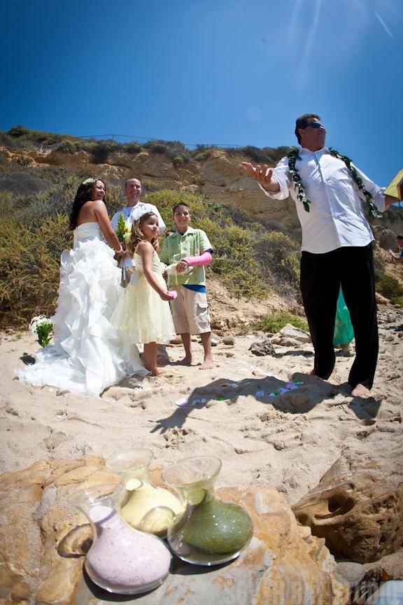 South Bay Studio Samantha And Chris S Beautiful Beach Wedding At