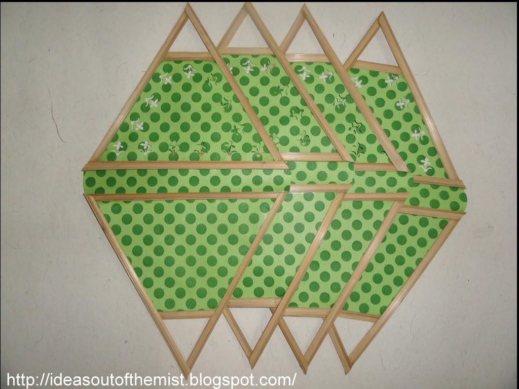 how to make diwali lanterns step by step