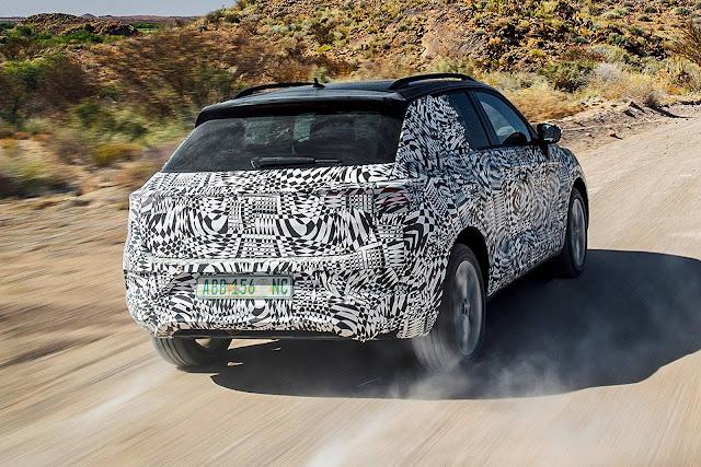 Volkswagen Golf T-ROC SUV