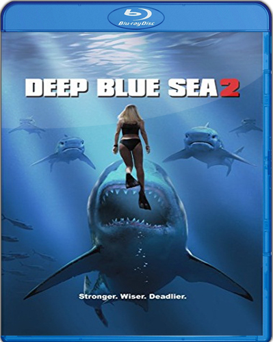 Deep Blue Sea 2 [2018] [BD25] [Latino – Castellano]