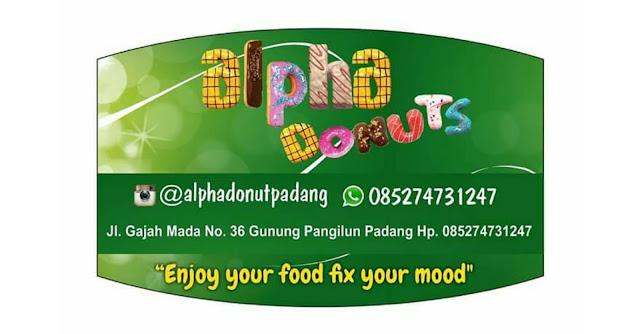 Lowongan Kerja Sumbar Alpha Donuts Padang