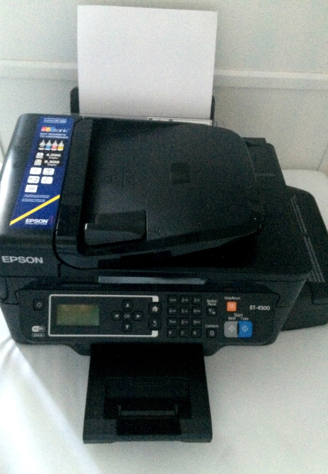 how to connect my epson xp800 printer wireless