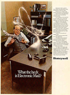 Honeywell Electronic Mail