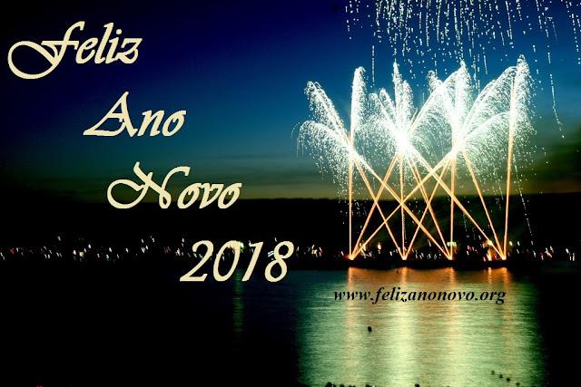 feliz ano novo 2018 imagens