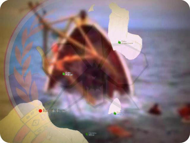 Kapal Motor Karam di Torimtubun, 1 Warga Namtabung Hilang
