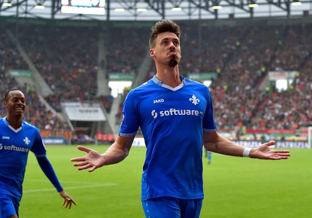 Sandro Wagner Kemungkinan Akan Terjual ke Bayern