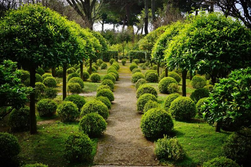 Russell page y los jardines de la landriana en roma for Jardines espectaculares