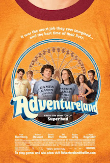 Adventureland (2009) Film Poster