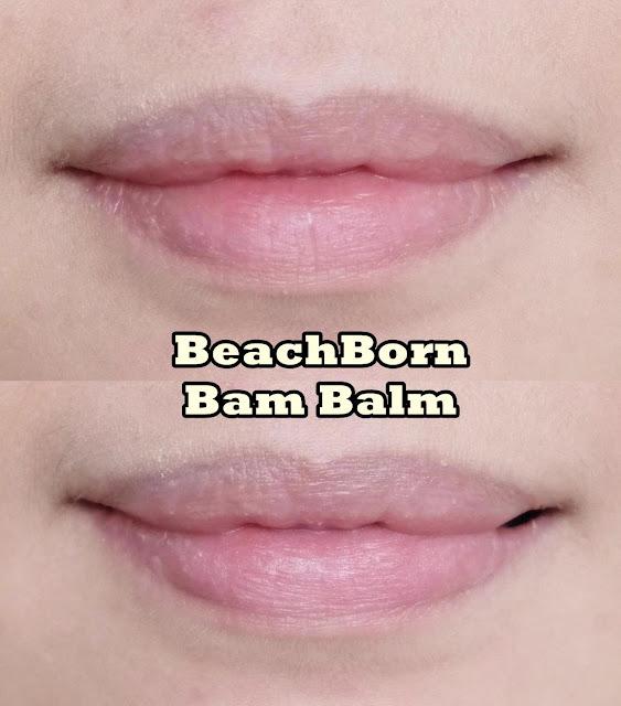 a photo of BeachBorn Bam Balm and BeachBorn Aloeha review by nikki tiu of www.askmewhats.com