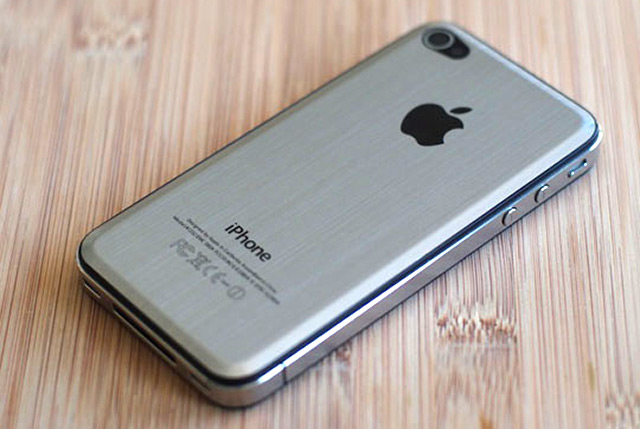 Apple new iPhone 5 Liquid Metal Body Shell Design