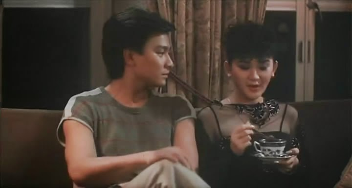 come back to love: 雷安娜 彭健新 - 停不了的愛 (1984)