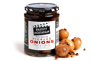 barry norman student bursary pickled onions