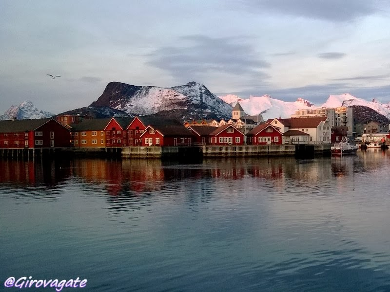 Magic Norway lofoten