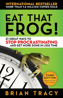 Eat that Frog - #2 book on Success and #1 book on Time management