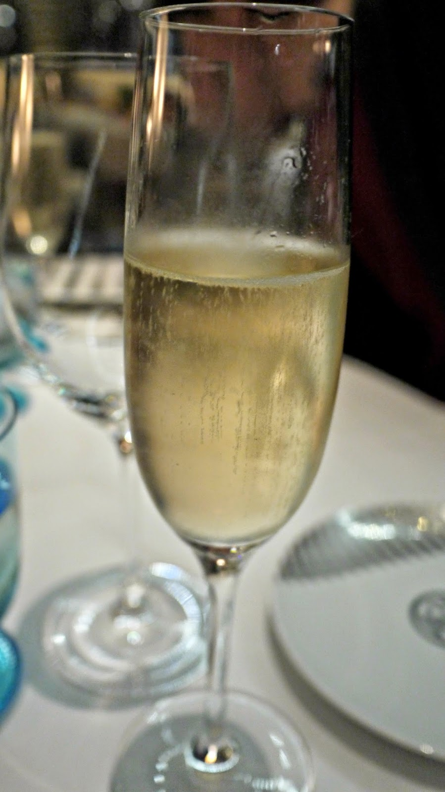 Alain Ducasse Champagne Rivea London