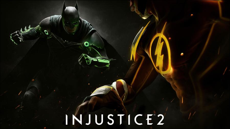 Injustice 2 revelado com trailer de apresentação