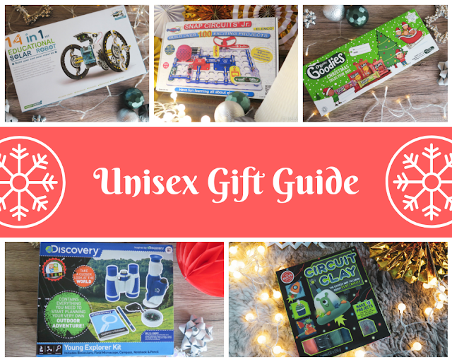 Unisex children's gift guide