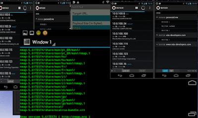 Aplikasi Hp androdi untuk hacking