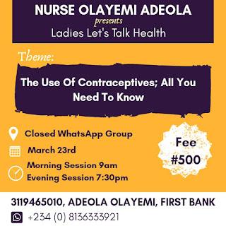 Nurse Olayemi Adeola