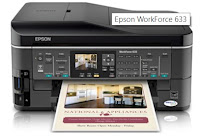 Epson WorkForce 633 Drivers Printers Download For Windows and Mac