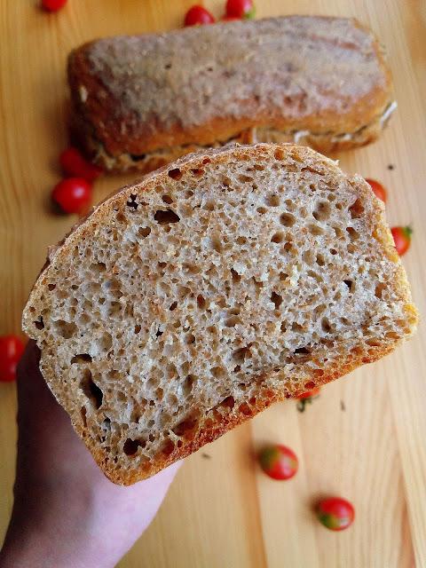 Chleb ukraiński (na zakwasie) / Sourdough Ukrainian Bread
