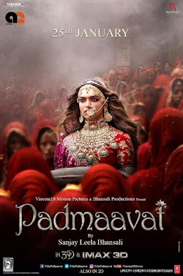 Padmaavat 2018 Custom HD Sub