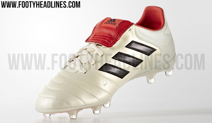 new products 85dbb 92ac4 Limited-Edition Adidas Copa Gloro 17.2 Champagne enthüllt -