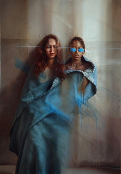 Смесь сюрреализма и реализма Istavan Sandorfi 7