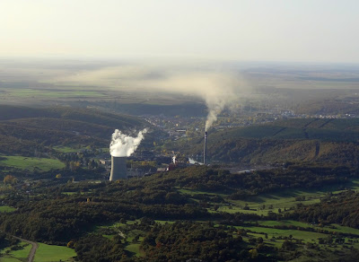 Central termoeléctrica de Velilla de Río Carrión (Palencia)