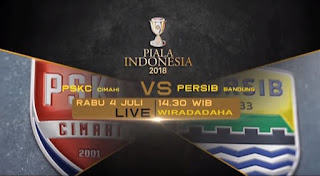 Hadapi PSKC Cimahi, Persib Bandung Siapkan 18 Pemain