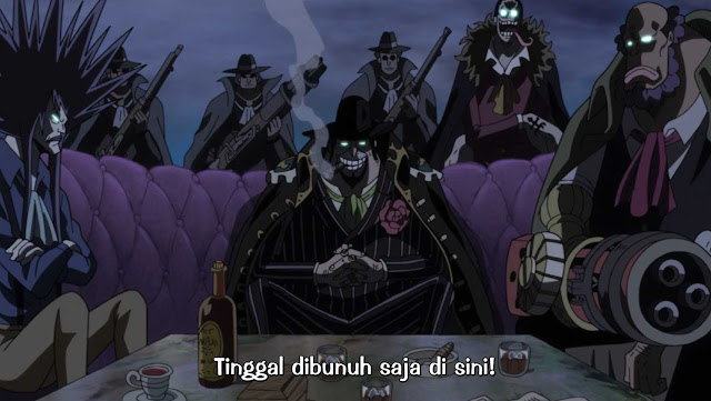 One Piece Episode 827 Subtitle Indonesia